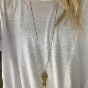 The Giving Keys 'Fearless' Necklace